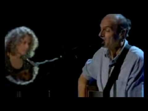 'Up on the Roof' - Carole King & James Taylor. A favorite song since college. Sometimes I wish I really did have a place on the roof I could go to when life gets me down!