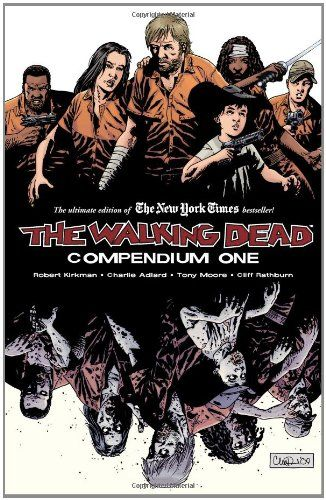 The Walking Dead: Compendium One - I read this in a few days and it is so much better than the tv show!!!