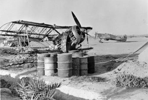 Malta's first Hurricanes