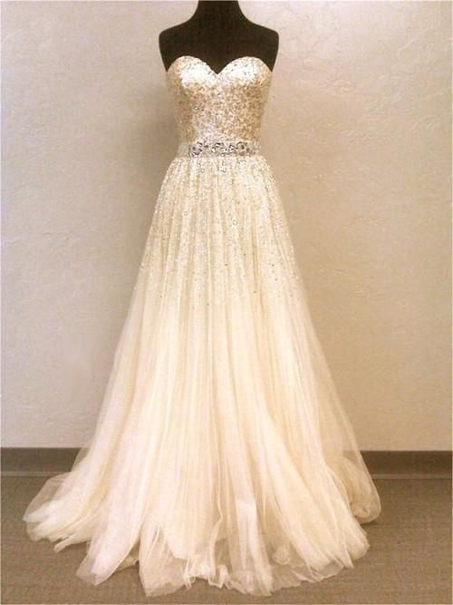 Princess gown....