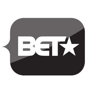 the official logo of BET ... http://bet.com