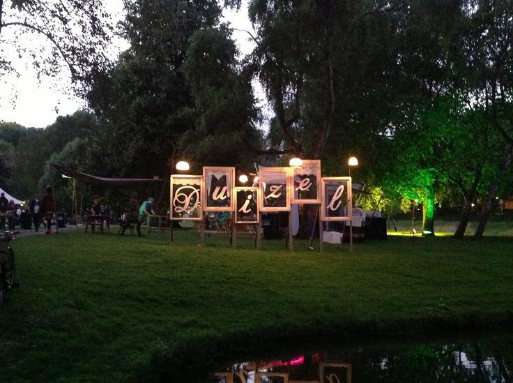 """Festival""""Duizel in het park"""" 12 aug 2013"""