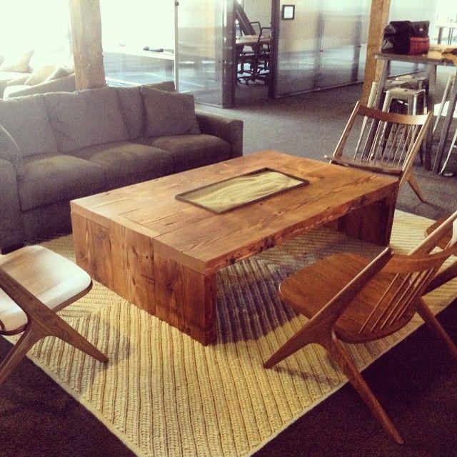 Zen Garden Coffee Table For Heroku By Hr Goodes Heroku Lobby Reception