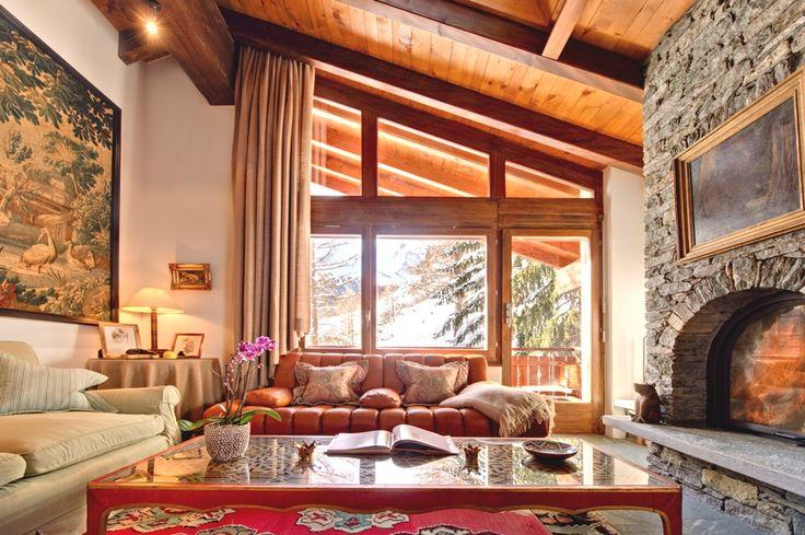 Chalet Zen, Switzerland - ski chalet #LindtTruffles @Lindt_Chocolate @Influenster #rosevoxbox