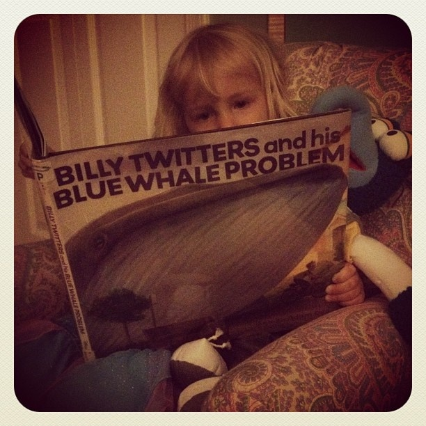 Despite the title, this 2009 picture book is not about social media outages.