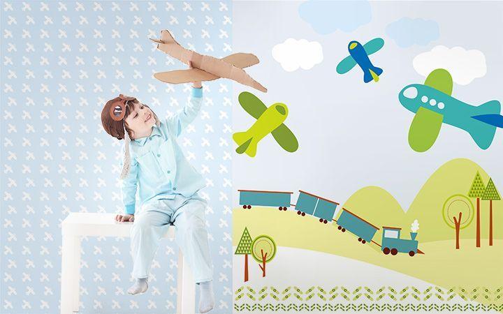 kolekce Moving - designové tapety DecorPlay