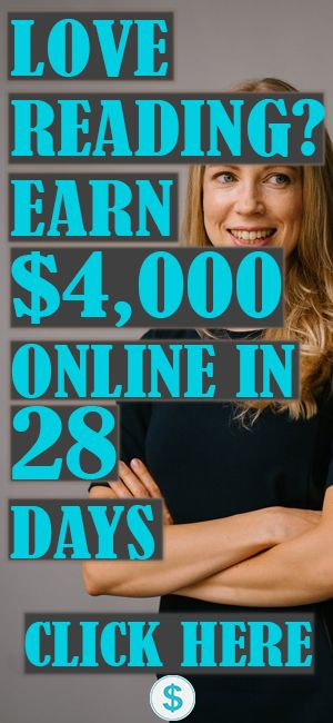 EARN $4,000 IN 28 DAYS WITH THIS EASY METHOD!