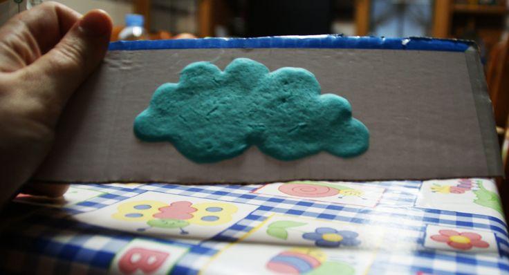 Esta nube está recién sacadita del microondas