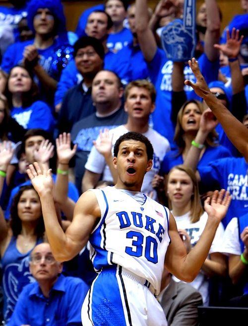 duke basketball never stops.