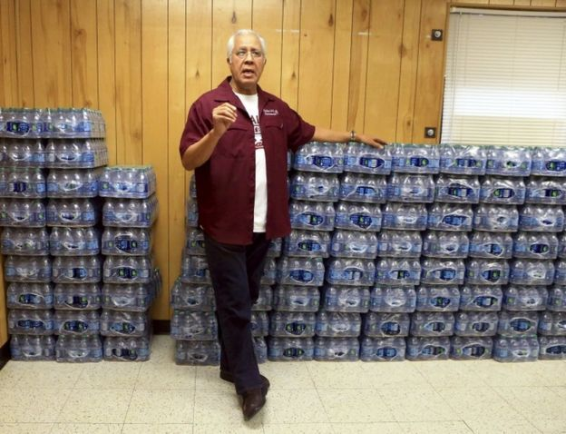 Corpus Christi Texas: Chemical named in water pollution crisis