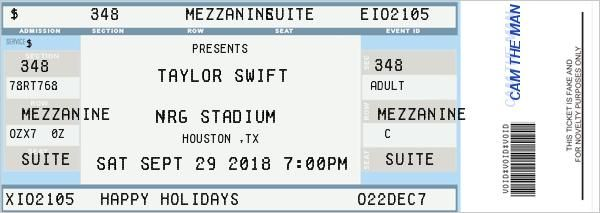 The 25+ best Ticket generator ideas on Pinterest Fake ticket - concert tickets template