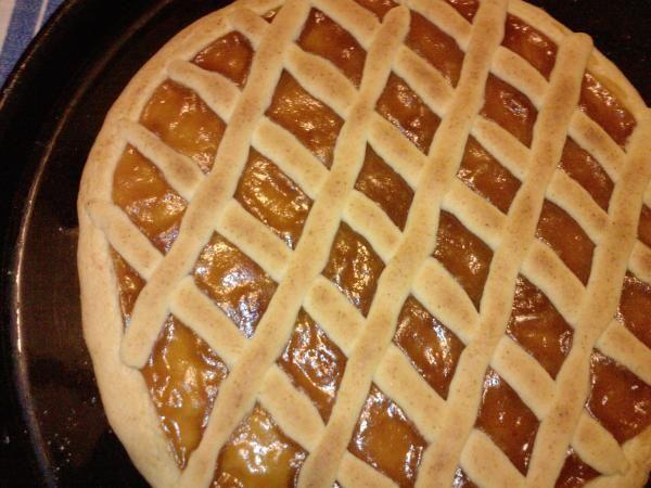 Receta de Pasta frola argentina