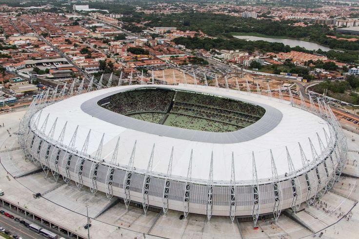 Estadio Castelao (Fortaleza, Brazil)