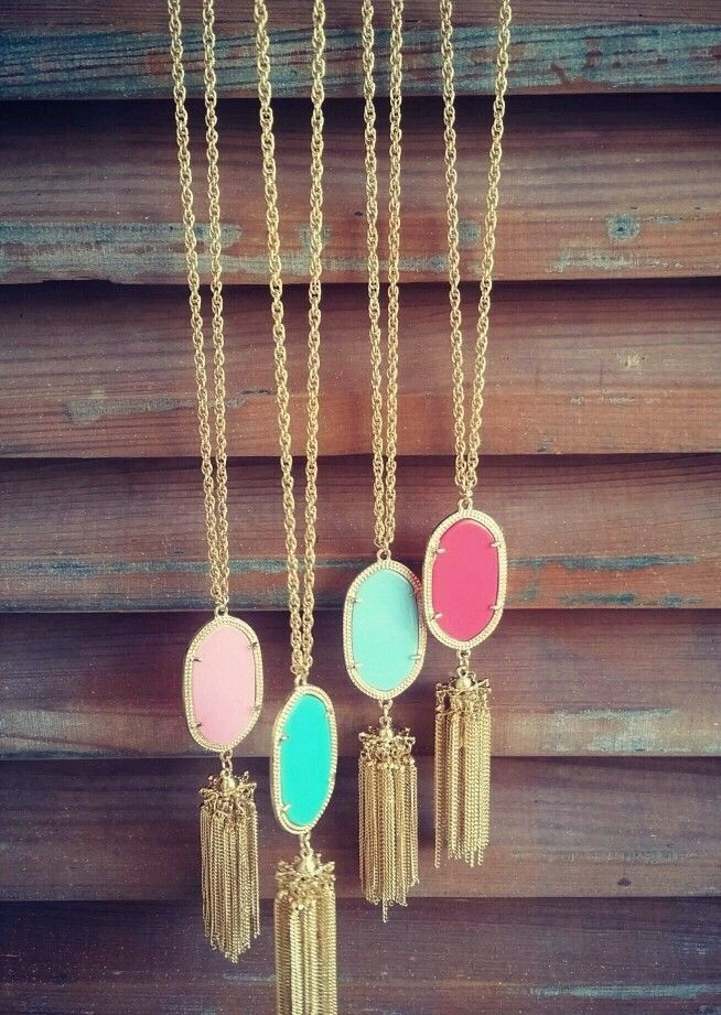 Designer Inspired Stone & Tassel Necklace- Available in 4 colors! Ships same day! Free shipping! by ShopIvyBoutique on Etsy https://www.etsy.com/listing/208020760/designer-inspired-stone-tassel-necklace