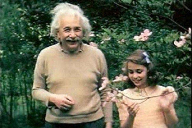 LA TEORIA DELL'AMORE di Albert Einstein.
