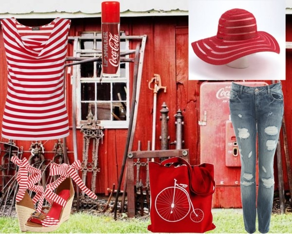 Country Cola, created by sarahutton on Polyvore