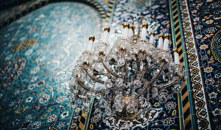 xaidi:  Art & Beauty – Shrine of Imam Hussain (a.s.). Karbala, Iraq.