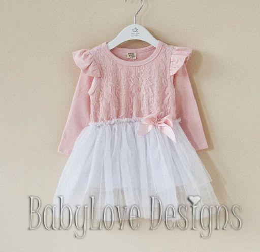 Pink dress with Tutu $26 + P&H