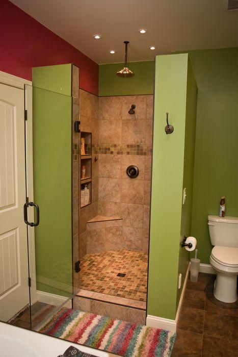 Walk In Showers | Walk In Showers | Millcreek Plumbing LLC -