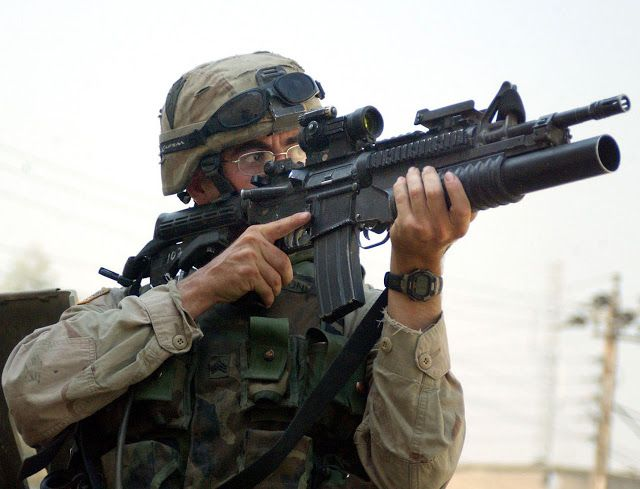 Secondo voi qual'e' il miglior fucile d'assalto ? ~ Armi usate