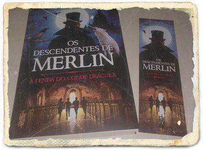 Sinfonia dos Livros: Agora na Minha Estante   A Lenda do Conde Drácula ...