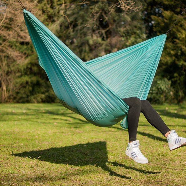 Perfekt #hammocktime #hammock #hamaka #hängematte #spring