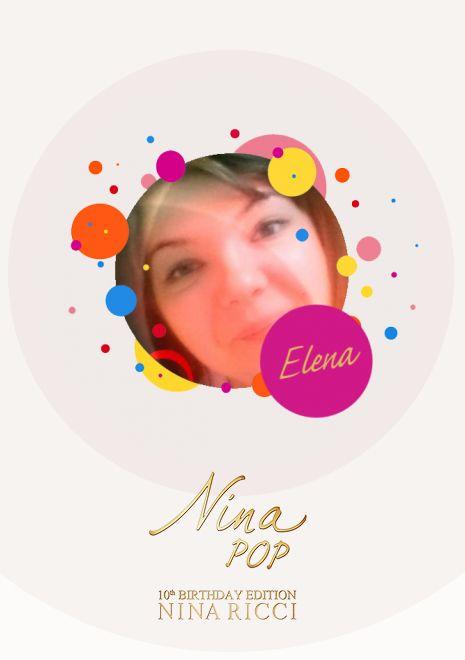 На свой 10-летний юбилей Nina устраивает pop-вечеринку. Мы Вам рады! Создавайте pop-фото и выигрывайте подарки.