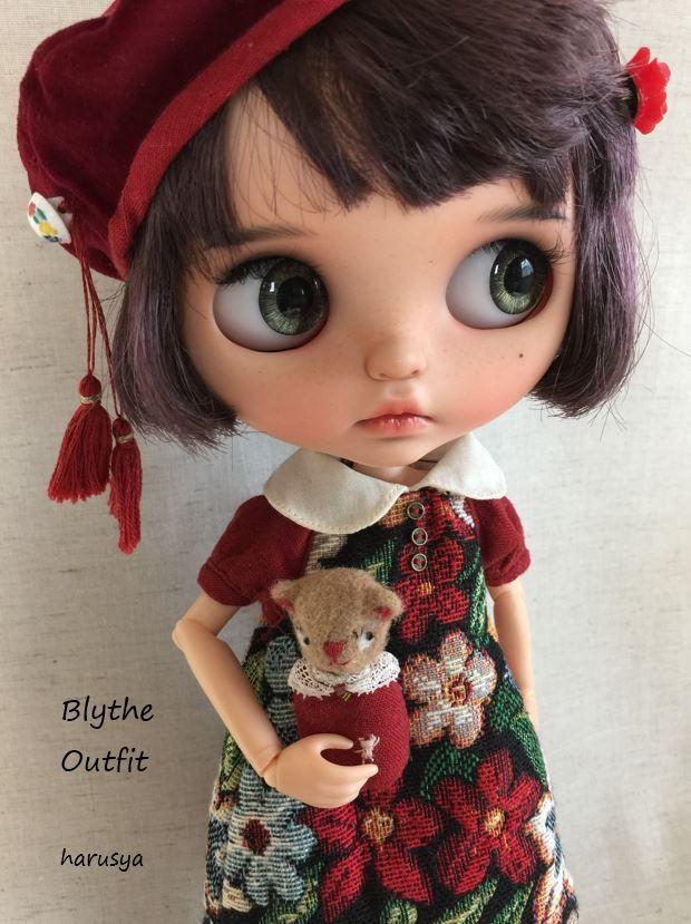 *Blythe outfit・パペット・洋服 ♪* - ヤフオク!