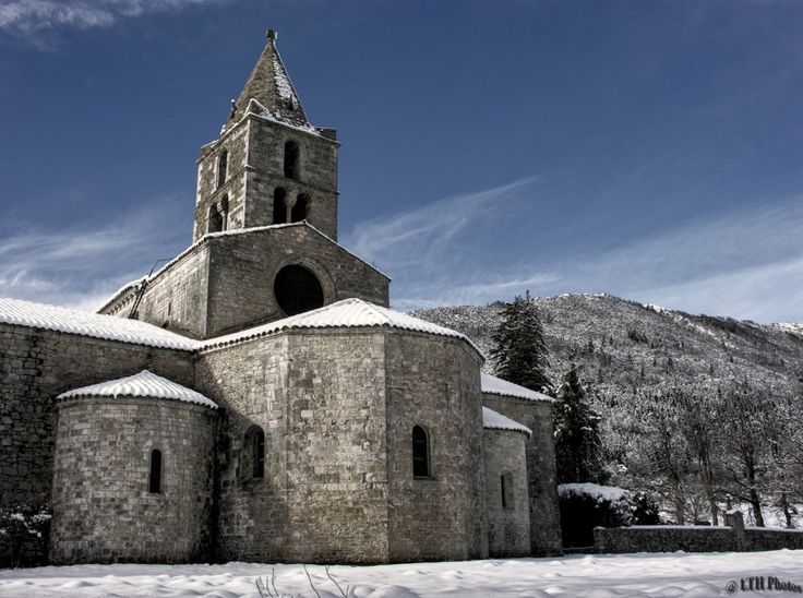 Abbaye LEONCEL - Vercors - France - Photos Thierry LTH