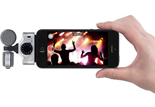 MAKE YOUR iPHONE a TOP Portable Sound RECORDER. For Meetings, Interviews, Field and Ambience Recording. Zoom iQ7 Mid-Side Stereo Microphone for iOS Devices - 8 #youtube #microphone http://best-microphone-for-youtube.video #iphone #tools