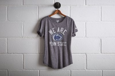 "Tailgate We Are Penn State T-Shirt by Don't Ask Why for American Eagle Outfitters | The Nittany Lion was created in 1907 by senior ""Joe"" Mason to combat the Princeton Bengal Tiger. Shop the Tailgate We Are Penn State T-Shirt  - size XL"