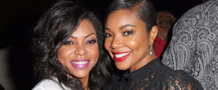 Gabrielle Union's Shout-Out to Taraji P. Henson Puts Other #WCW Posts to Shame