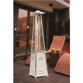 Promiennik  gazowy GASPOL Prima Ognista Wieża