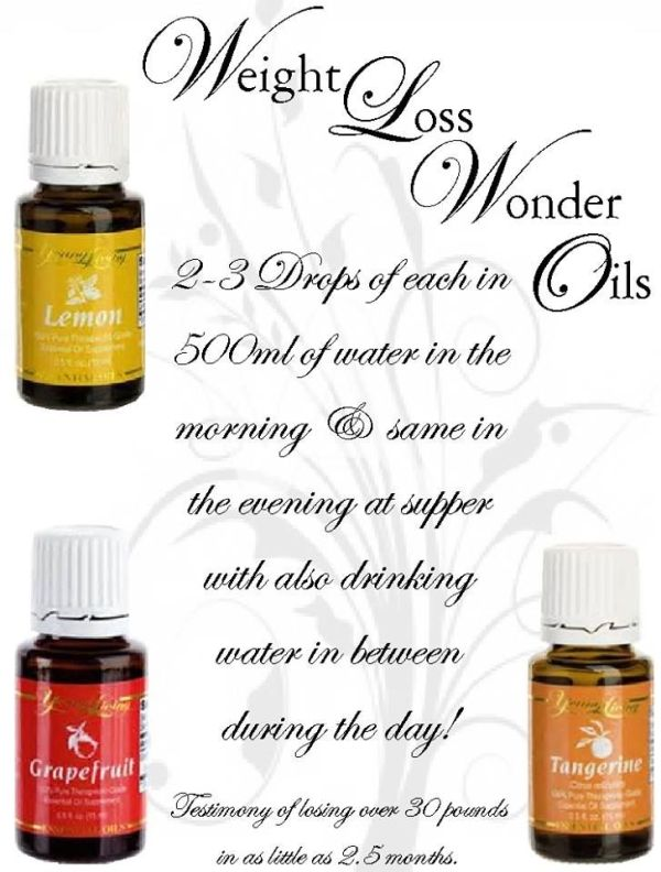 Young Living Essential Oils: Weight Loss by morecerv.                                                                                                                                                                                 More