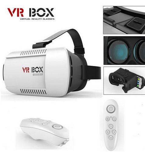 Casque 3D VR BOX   télécomande