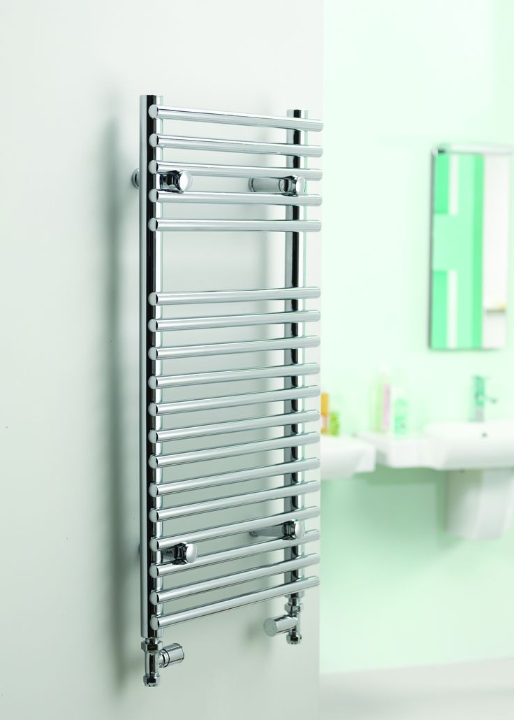 Stunning elegance with a designer look at a price you will love. This gorgeous towel warmer will provide the much needed warmth in your bathroom, en-suite and cloakroom and can keep towels toasty, perfect for when you jump out of the shower. Sagittarius Rail in Chrome Available in sizes : 800H x 400Wmm 1000H x 400Wmm 1200H x 500Wmm 1200H x 600Wmm