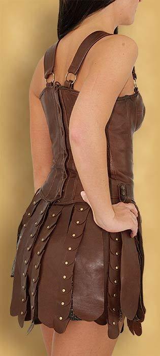 Todd's Costumes  - Xena Costume Dress Pattern, $19.95 (http://www.toddscostumes.com/costumes/xena-warrior-princess-costumes/xena-costume/xena-costume-dress-pattern/)
