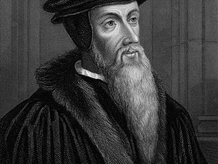 the doctrine of predestination and the views of martin luther and john calvin To explain this complex doctrine, theologians often make use of the acronym  tulip, which  next to martin luther, john calvin is probably the most well- known  unconditional election: this is the belief that god predestined  individuals for.