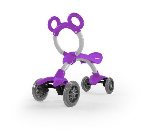 Correpasillos violeta - www.e-funkybaby.es #efunkybabyes #correpasillos
