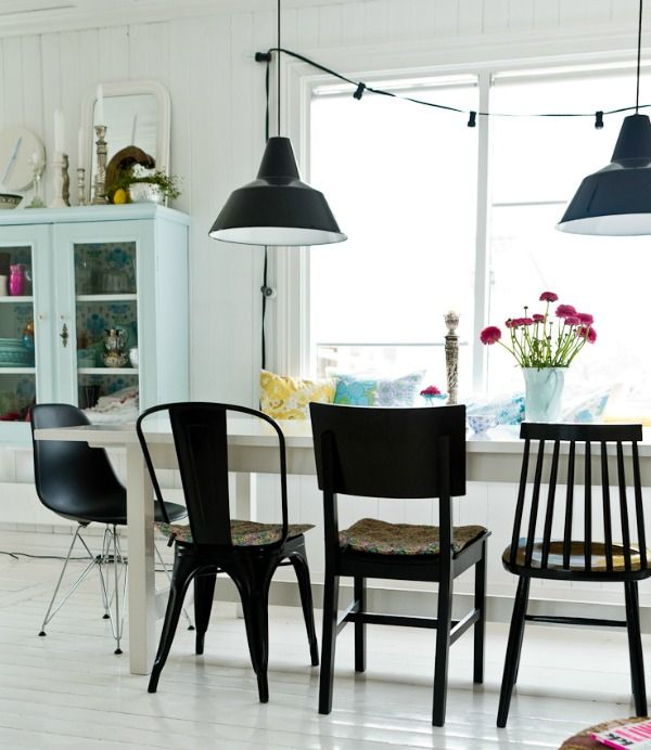 17 beste idee n over servieskast decoratie op pinterest eetkamer hok servieskast opknappen en - Decoratie eetkamer hok ...
