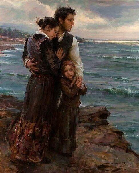 Что вы можете сделать для укрепления мира во всем мире? Идите домой и любите свою семью.  © Мать Тереза