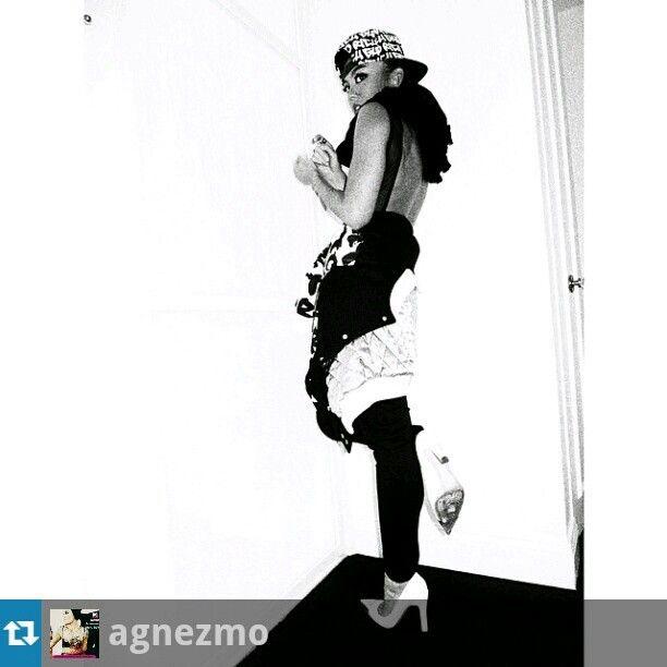 @AGNEZ MO