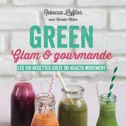 Green, glam et gourmande, de Rebecca Leffler Photos de Sandra Mahut Ed. Marabout Prix : 16,99 euros Disponible dès le 3 mars