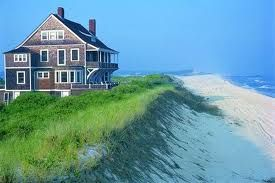 The Hamptons, New York, USA: One of the hip spots for the air-kissing, well-heeled set, the Hamptons boast some of the prettiest beaches on Long Island. The unspoiled shoreline begins around Southampton and runs east to the end of the island at Montauk. Windswept dunes and waving grasses border the Atlantic Ocean.