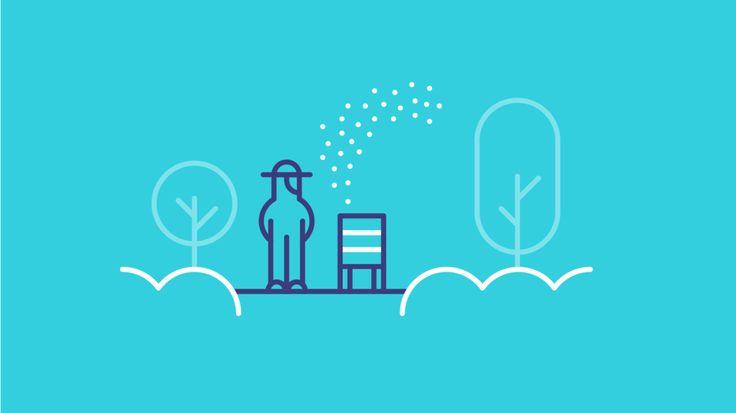 Ny visuell identitet, språk, illustrasjoner og animasjoner, design av ny nettside, samt annonseformater i sosiale medier. For ikke å glemme sykkeldrakter!
