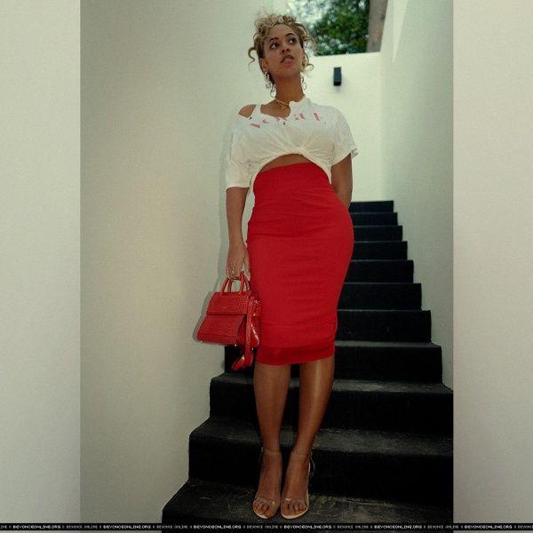 Instagram - Beyoncé Online Photo Gallery