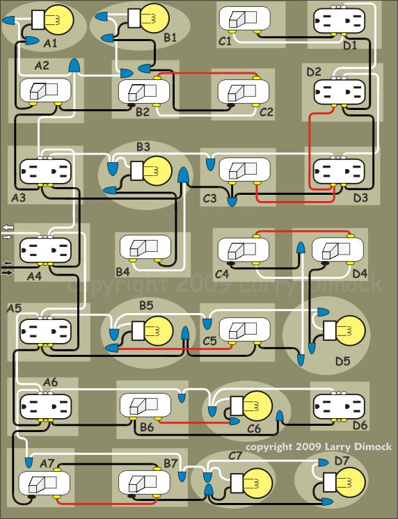 125 best House: Electric images on Pinterest | Electric, Atelier and Electrical Wiring Diagrams For Bedrooms on breaker panel wiring diagram, bedroom layout, chair placement feng shui bedroom diagram, multiple light wiring diagram, home wiring circuit diagram, bedroom electrical outlets, electric light wiring diagram, bedroom electrical schematic, house wiring circuits diagram, recessed lighting wiring diagram,