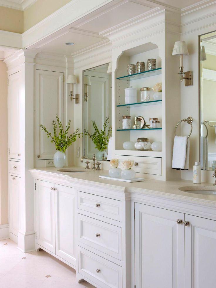Traditional White Bathroom Designs 162 best bathrooms images on pinterest | bathroom ideas, beautiful