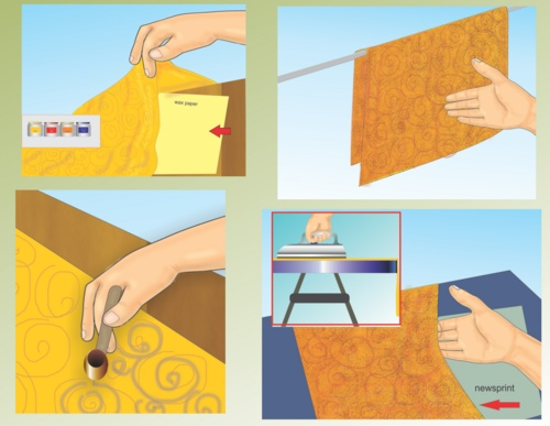 10 Tips on How to Batik - wikiHow