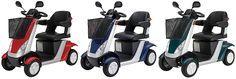 Honda mobility scooter